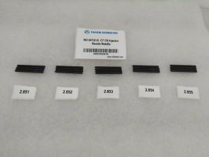 No.547(2-2) C7 C9 injector nozzle needle (2.851 2.852 2.853)