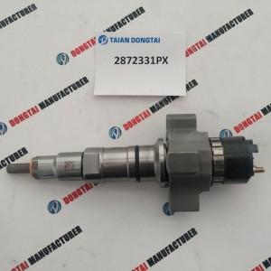 Cummins ISL Injector 2872331PX  2872331  RENEW