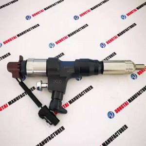 Diesel Common Rail Injector 095000-6353 for HINO J05E 23670-E0050