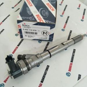 BOSCH Common Rail Injector 0445110279, 0445110186 For HYUNDAI, KIA 33800-4A000