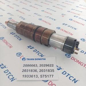 Scania Common Rail Injectors XPI 2086663, 2029622, 2031836, 2031835, 1933613, 575177 Engine