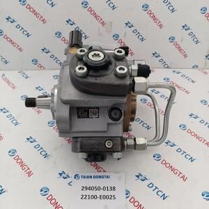 Denso HP4 Pump 294050-0138 for HINO J08E 22100-E0025