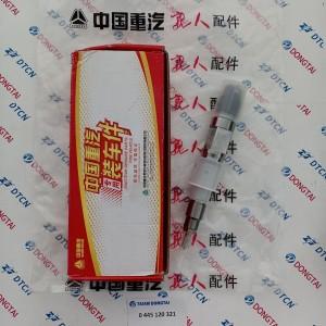 BOSCH Common Rail Injector 0 445 120 321, 0445120321 for Sinotruk HOWO, Original