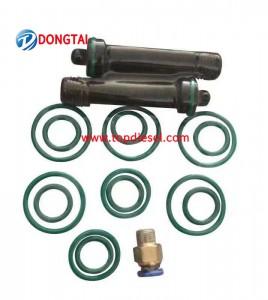 NO.005(2) Common rail injector adaptor connector kits