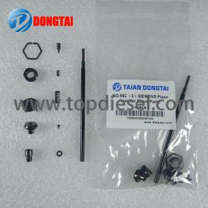 NO,592(3)SIEMENS Piezo Injector Spare Parts