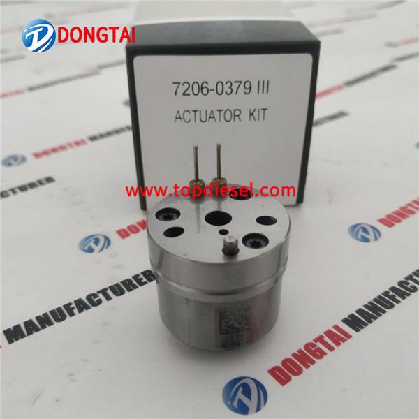 No,512(1) Delphi Control valve 7206-0379 III