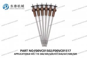 No,590(4-2)BoschEUR5CRValve AssemblyF00VC01502/ F 00V C01517 For04451103680445110369(BSCVLV518WP520WP528WP)