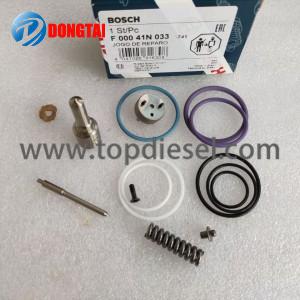 EUI REPAIR KITS F00041N033 FOR 0414701004 .0414701055,0414731004 Injector