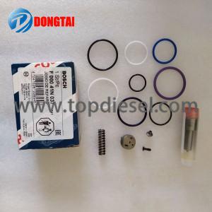 EUI REPAIR KITS F00041N037  FOR 0 414 701 008  019  027  045 057067082 Injector