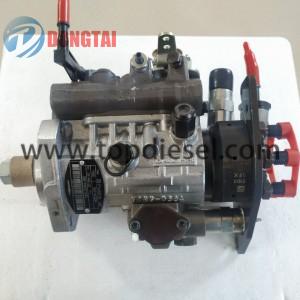 Perkins Delphi Diesel Fuel Injection Pump  6 cylinders 9521A030H 3981498