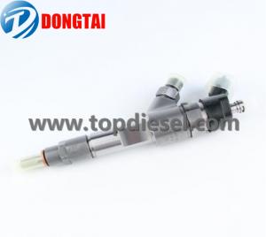 0445120126 Bosch Common Rail Injector