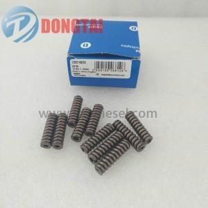 NO,634(4) Original DELPHI  injector nozzle spring 7207-0070