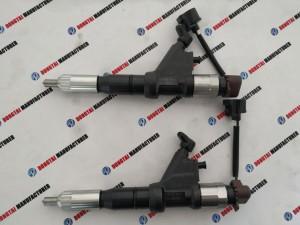 DENSO Common Rail Injector 095000-5224=095000-5226 For HINO E13C