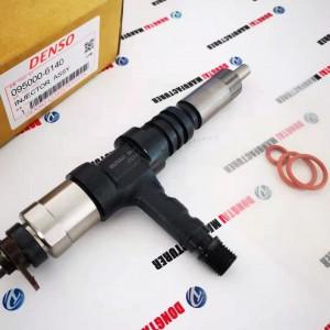 Denso Common Rail Injector 095000-6140 for Komatsu SAA6D140 6261-11-3200