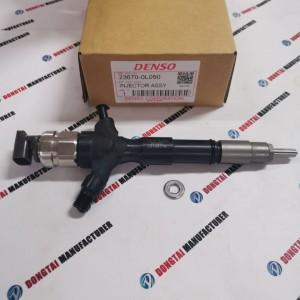 DENSO Common rail Injector 23670-0L050 095000-8290 095000-8220 095000-8560