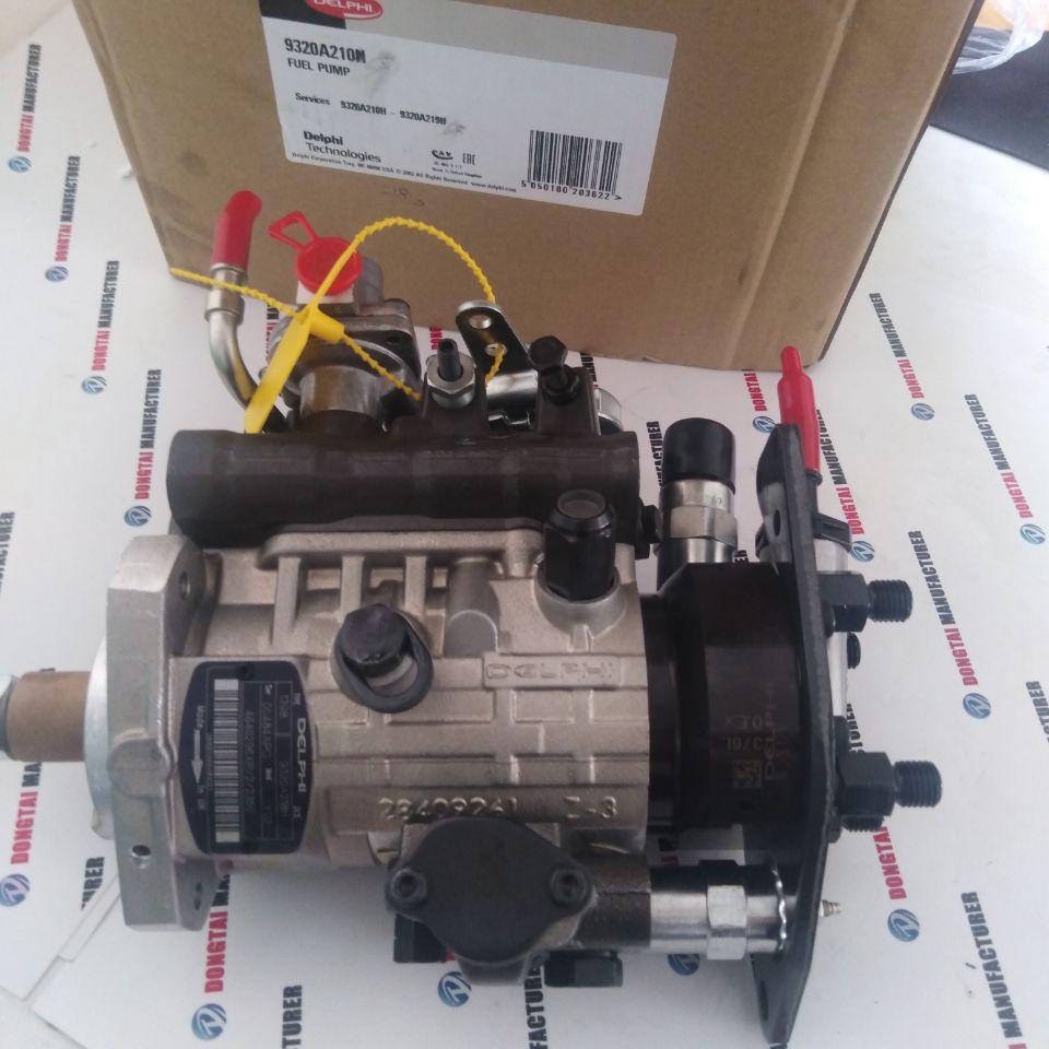ORIGINAL DELPHI DP210 DIESEL FUEL PUMP 9320A218A/9320A210H/9320A219H FOR  PERKINS ENGINE Featured Image