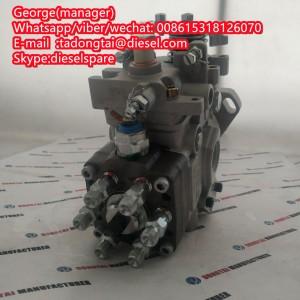 Diesel HP0 Fuel Injection Pump 094000-0561 For ISUZU 8-98013910-0