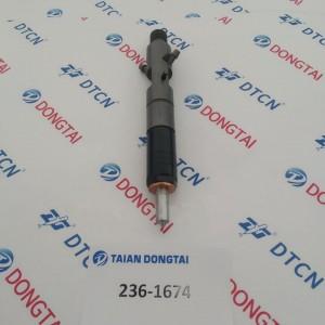 Diesel Fuel Injector 236-1674 2361674 For for CAT Backhoe Loader 414E 416D 416E 420D