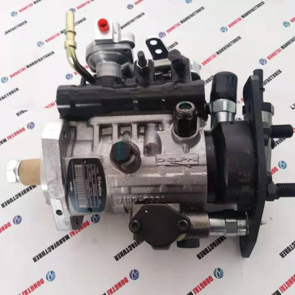 DELPHI Fuel Pump  9320A349G For Perkins VISATA 4T engine 2644H023 Featured Image