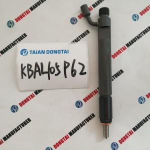 Fuel Injector KBAL105P62 For Cummins 6CTAA8.3